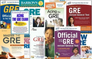 GRE test support materials