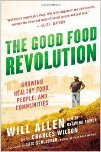 CATPALS this year focuses on Environmental Issues and all TAMUT registered students can pick up their free copy of Allen's The Good Food Revolution at the bursar. Go get it and get involved!